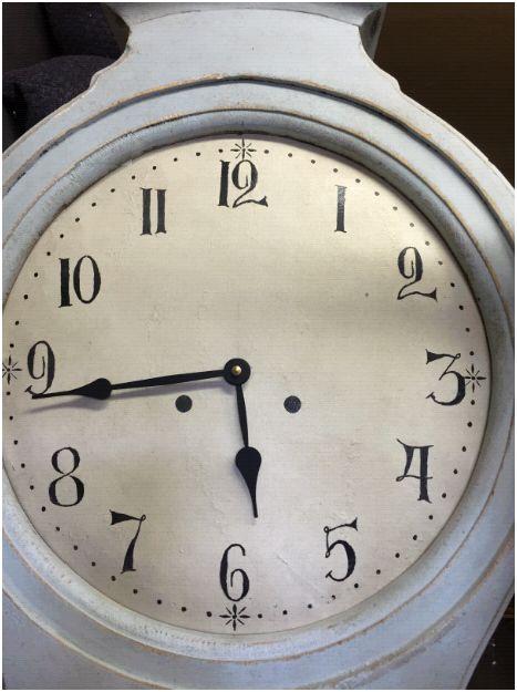 Gustavian Reproduction Mora Clock Alex Pifer S The Seraph