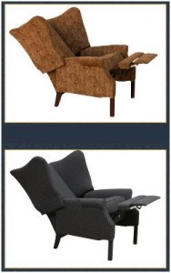 recliner wing chair wingchair