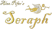 Coverlets » Alex Pifer's The Seraph
